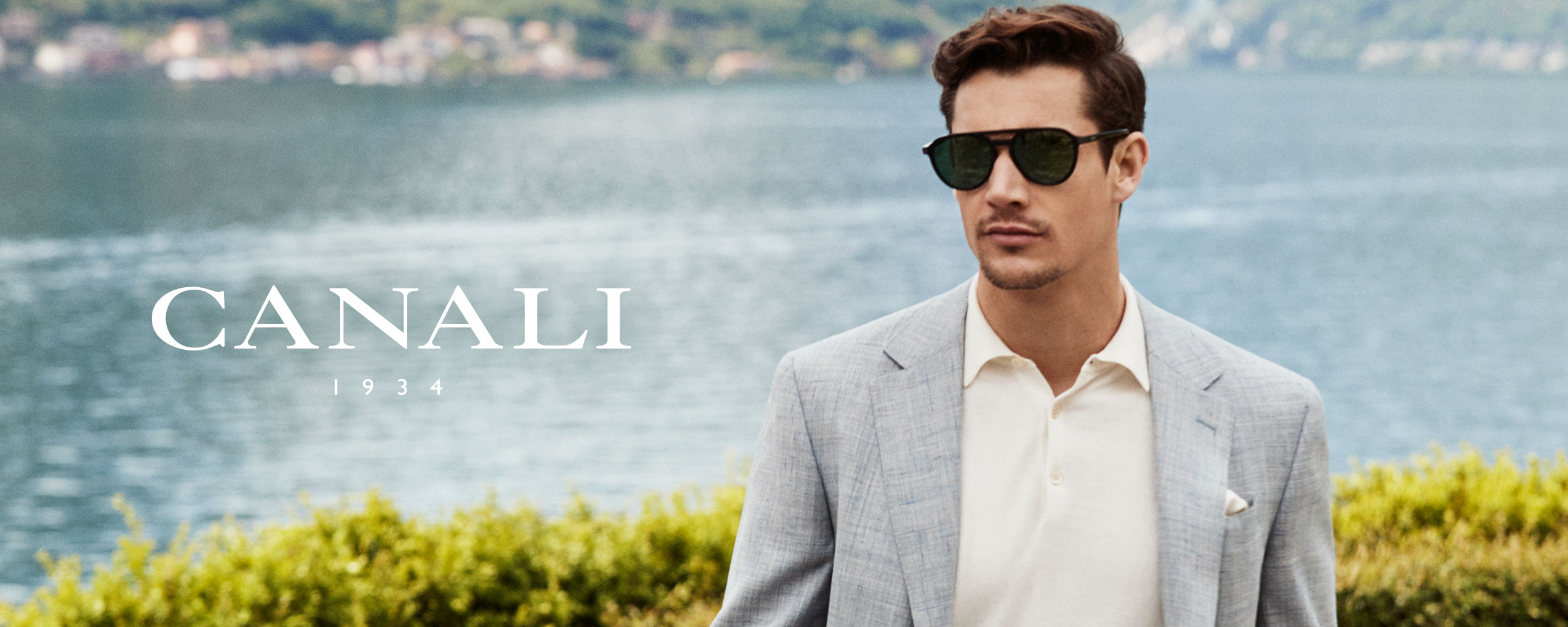 Canali collection Banner.