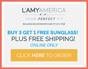 BUY 3 GET 1 FREE SUNGLASSES! PLUS FREE SHIPPING! ONLINE ONLY. CLICK HERE TO ORDER!